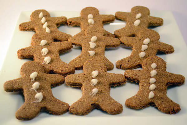 Keto Gingerbread Cookies  Keto Gingerbread Christmas Cookies FatForWeightLoss