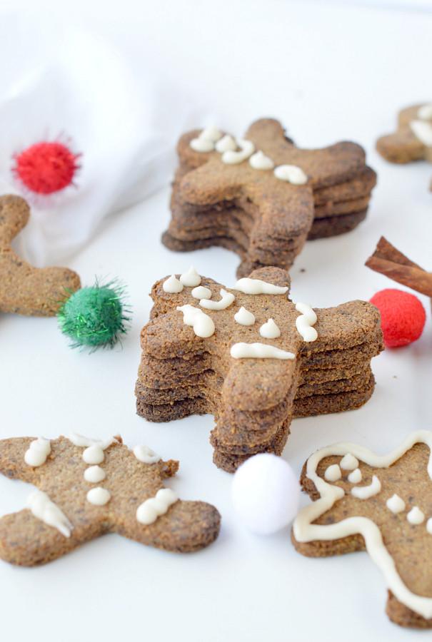Keto Gingerbread Cookies  Keto Gingerbread cookies
