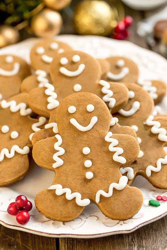 Keto Gingerbread Cookies  Keto Gingerbread Cookies Low Carb Paleo Best Gluten