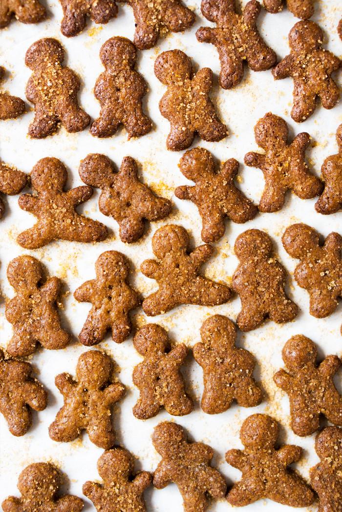 Keto Gingerbread Cookies  Ultra Crisp Gluten Free & Keto Gingerbread Cookies
