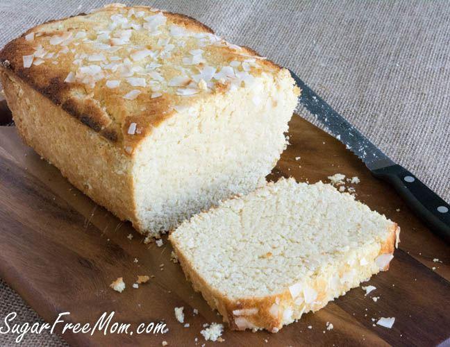 Keto Lemon Pound Cake  The 13 Best Keto Desserts for Thanksgiving 2016