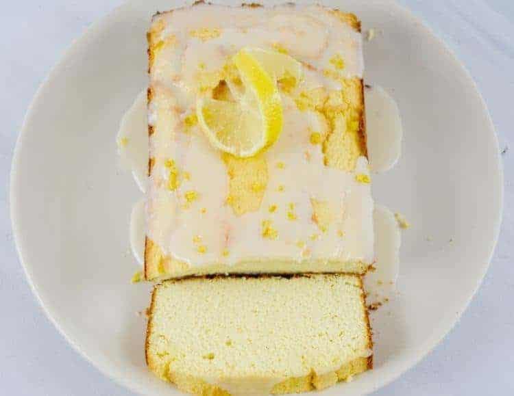 Keto Lemon Pound Cake  Keto Cream Cheese Coconut Flour Pound Cake · Fittoserve Group