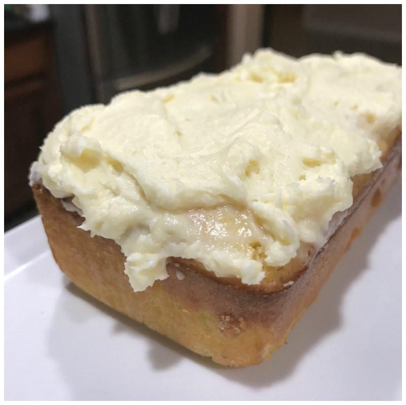 Keto Lemon Pound Cake  Low Carb Lemon Pound Cake Keto Friendly Recipe iSaveA2Z