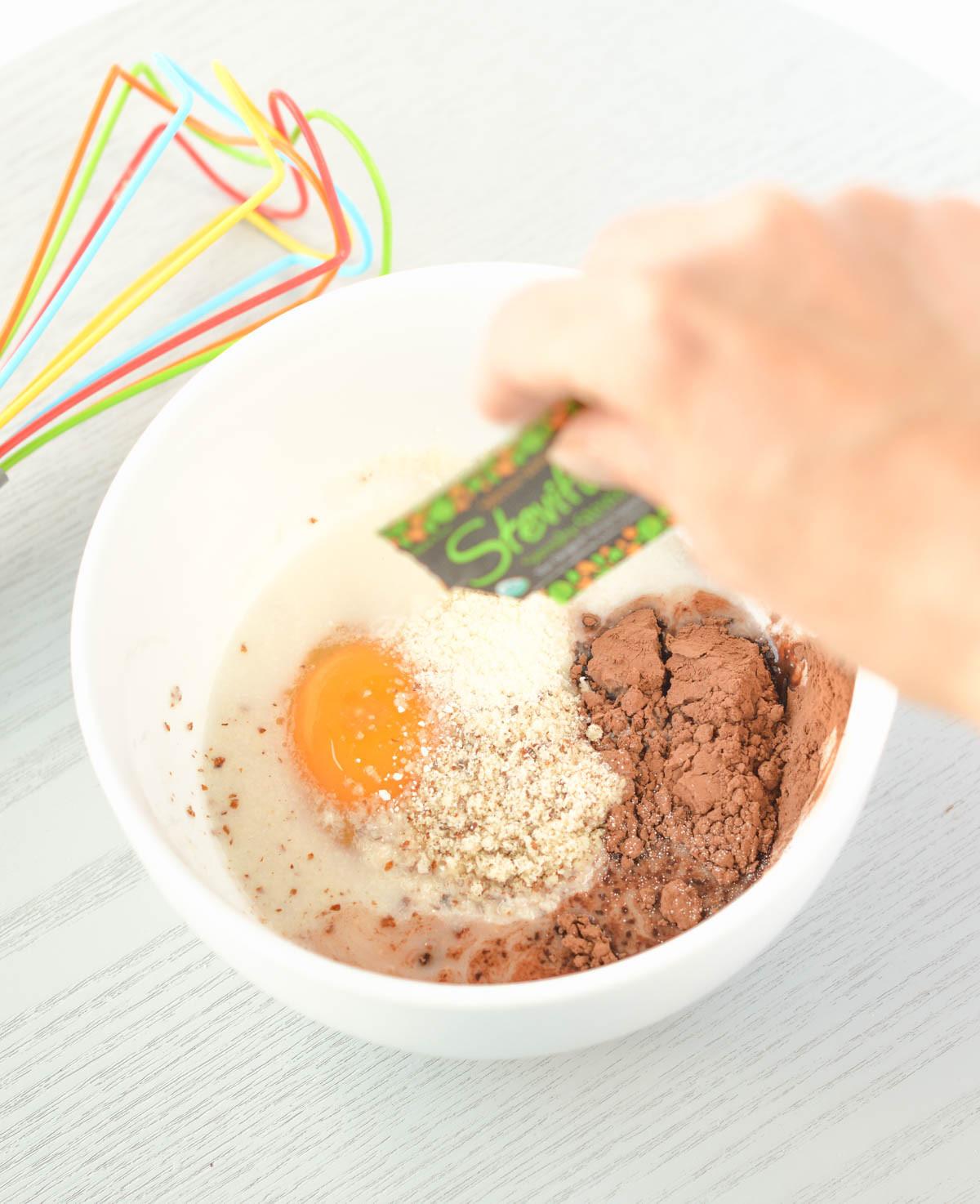 Keto Mug Cake Coconut Flour  Low Carb Chocolate mug cake with coconut flour Sweetashoney