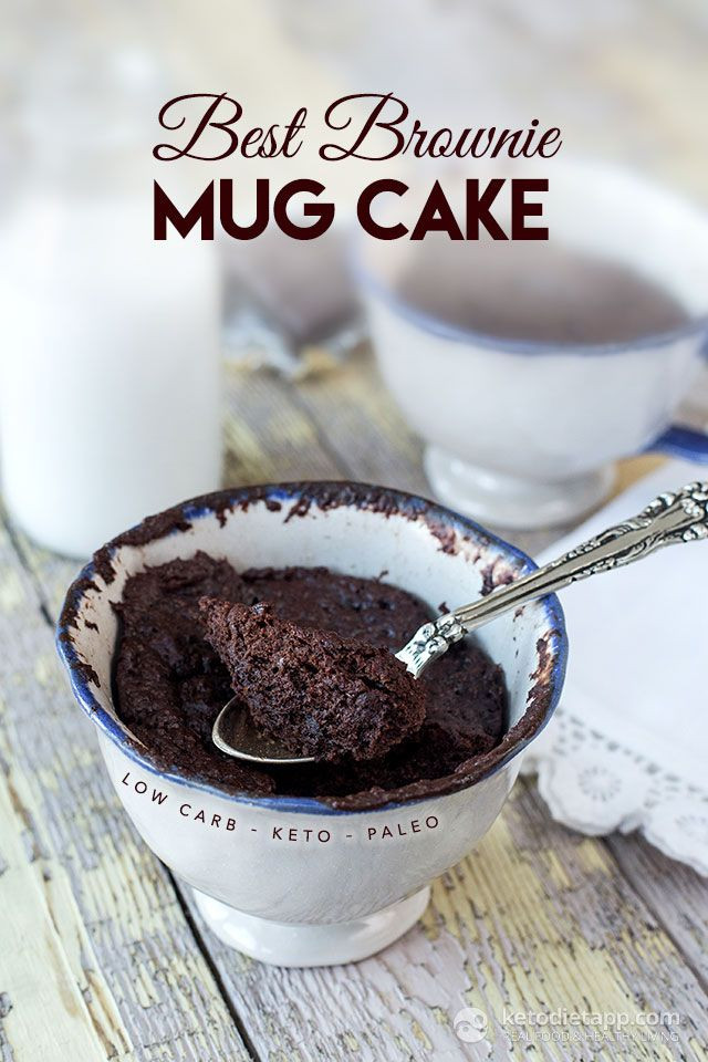 Keto Mug Cake Coconut Flour  Best 25 Keto mug cake ideas on Pinterest