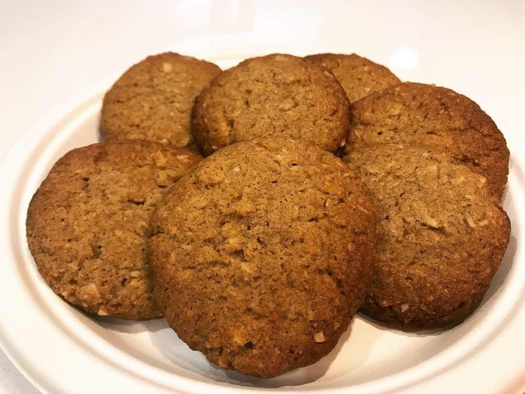 "Keto Oatmeal Cookies  Keto ""Oatmeal"" Cookies"