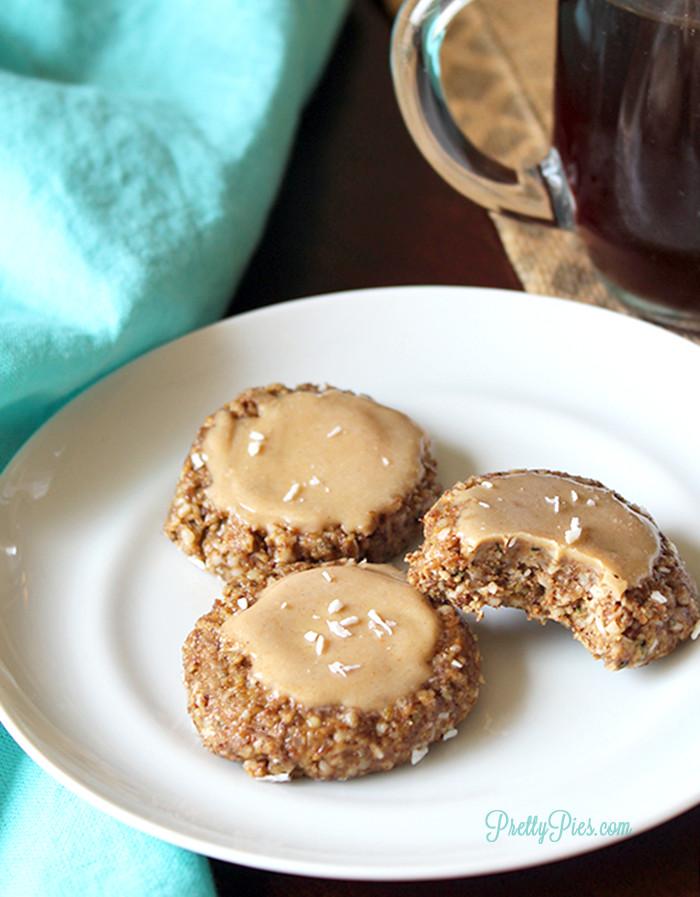 Keto Oatmeal Cookies  Iced N Oatmeal Protein Cookies Keto Paleo Vegan