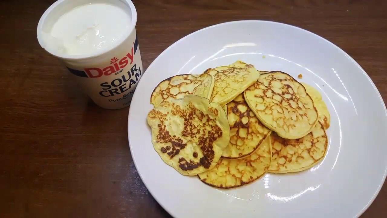 Keto Pancakes With Cream Cheese  Awesome Cream Cheese Keto Pancakes No Flour Easiest