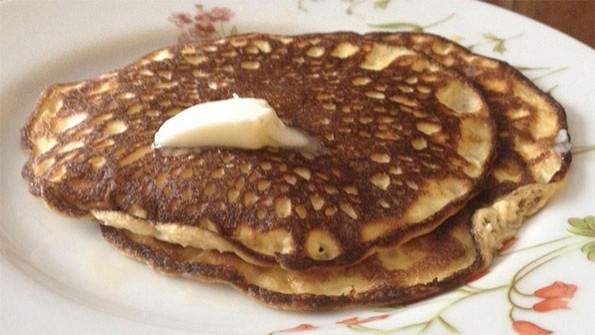 Keto Pancakes With Cream Cheese  Keto Cream Cheese Pancakes Recipe & Nutrition