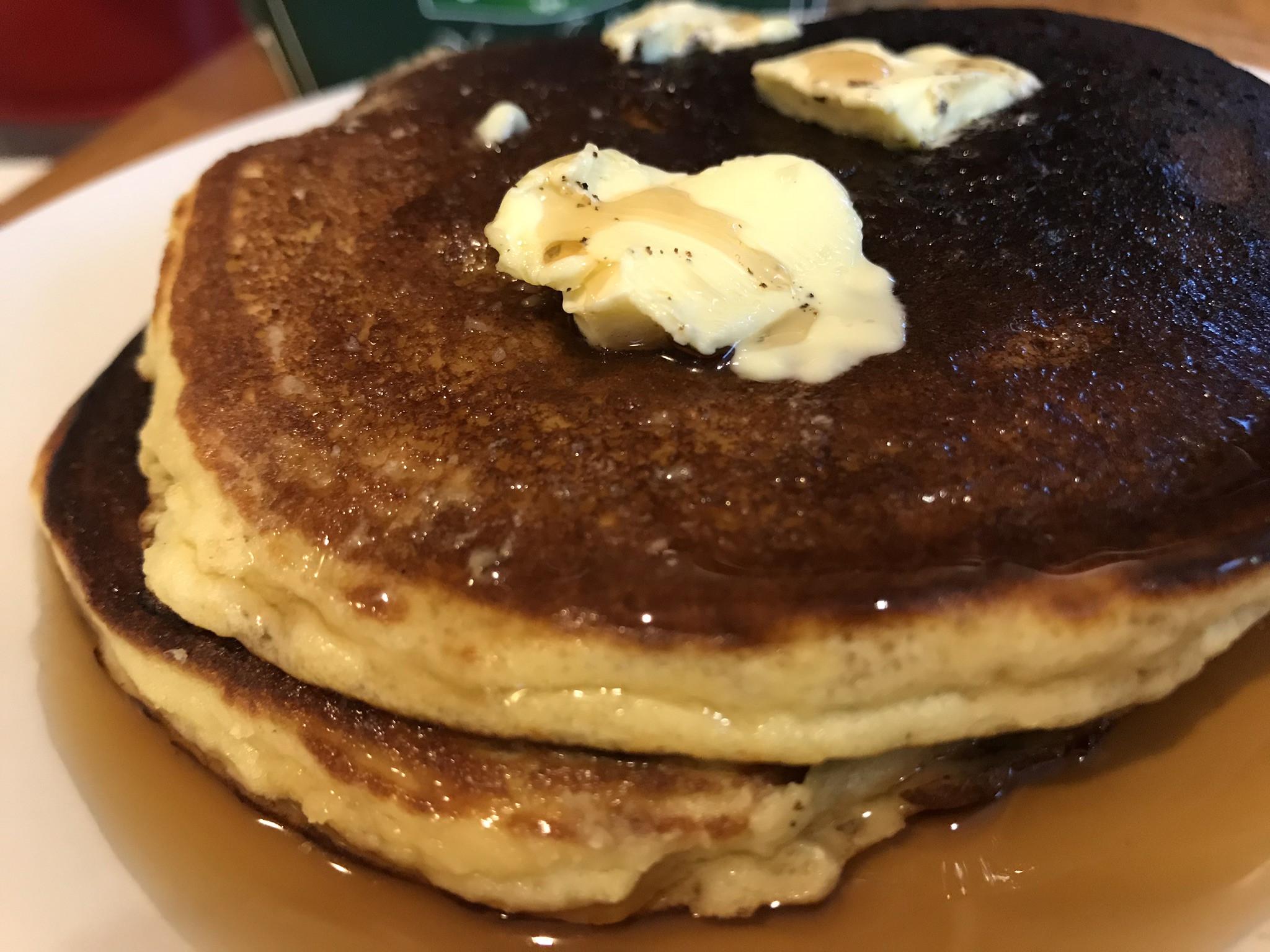 """Keto Pancakes With Cream Cheese  Keto Low Carb """"Fathead"""" Pancakes"""