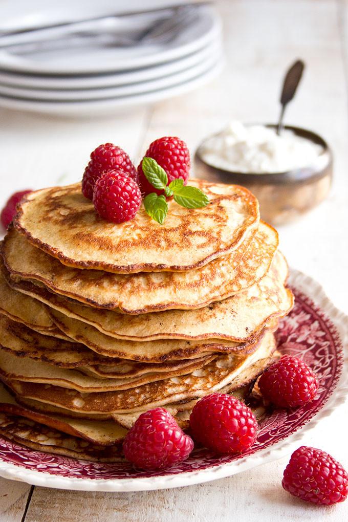 Keto Pancakes With Cream Cheese  Almond Cream Cheese Keto Pancakes – Sugar Free Londoner