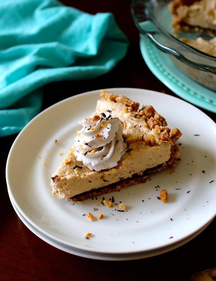 Keto Peanut Butter Pie  Heavenly No Bake Peanut Butter Pie Keto Dairy Free