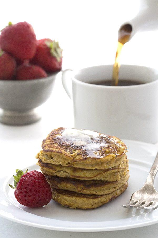 Keto Pumpkin Pancakes  Keto Pumpkin Pancakes Recipe