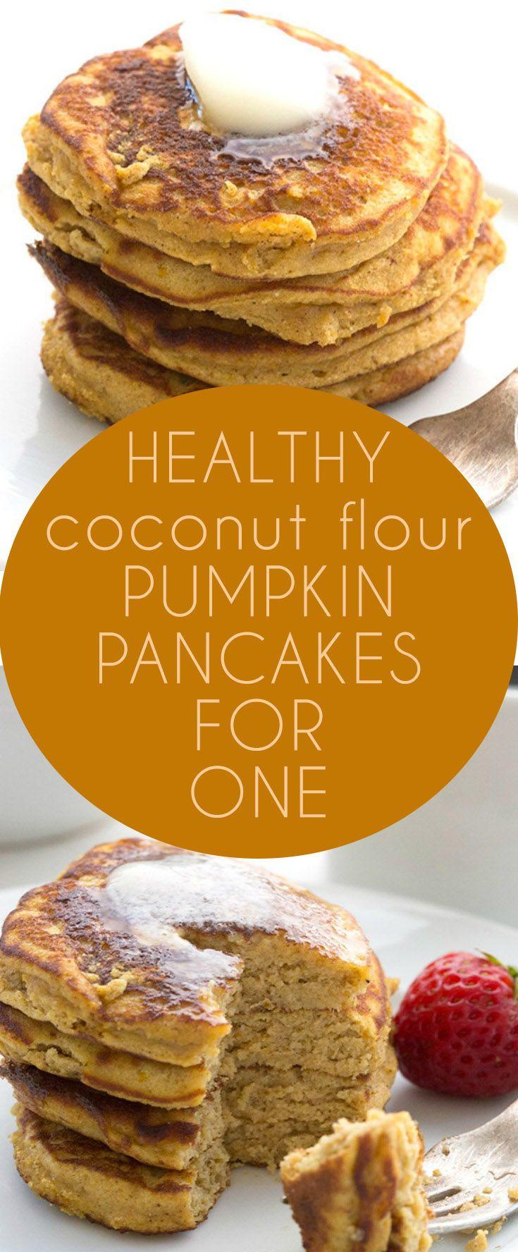 Keto Pumpkin Pancakes  Low Carb Coconut Flour Pumpkin Pancakes A great grain