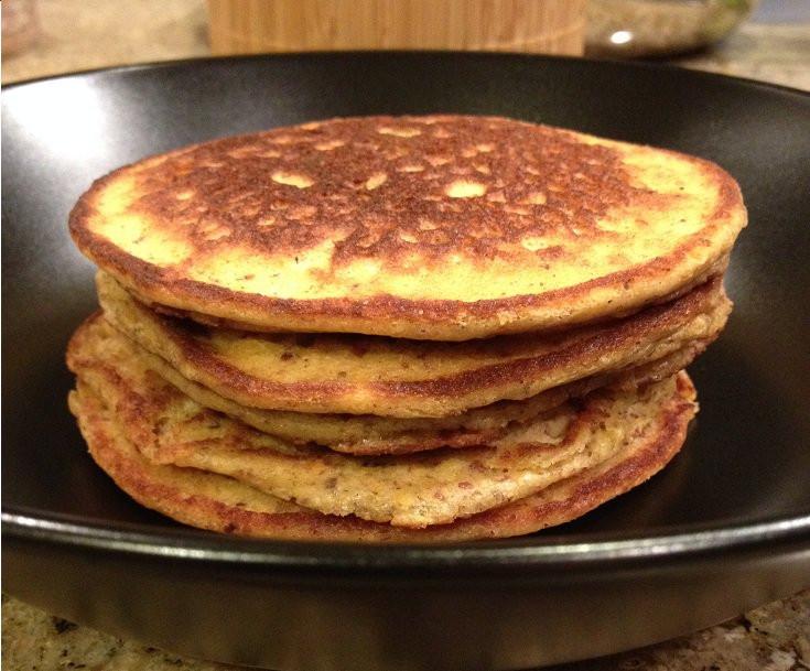 Keto Pumpkin Pancakes  Low Carb Pumpkin Pancakes
