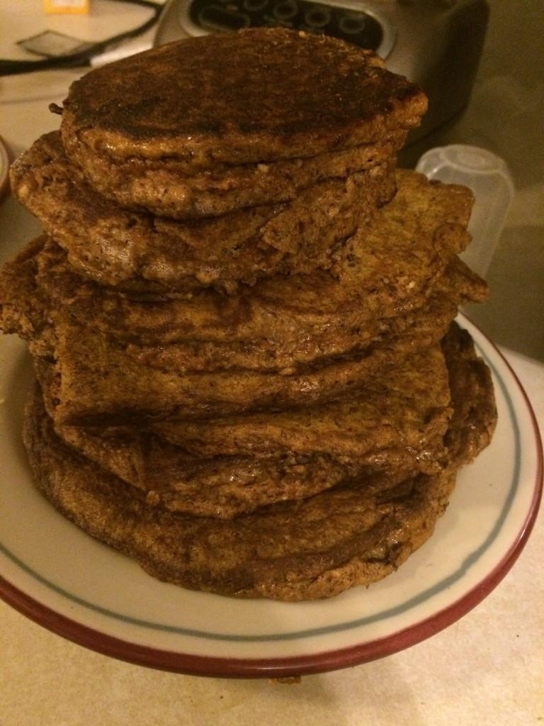 Keto Pumpkin Pancakes  Paleo & Ketogenic Pumpkin Pancakes LBN line Strength
