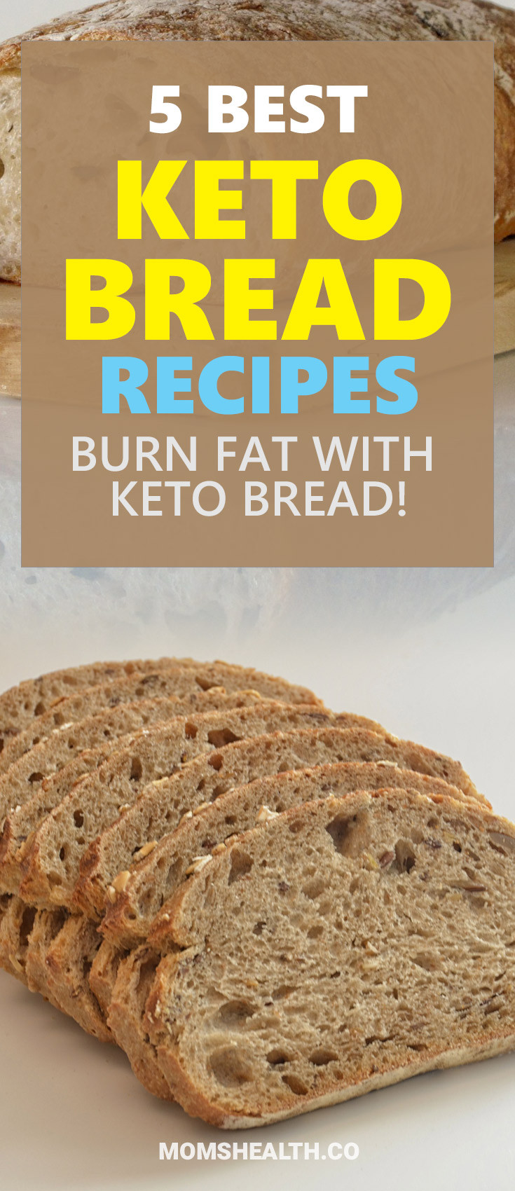 Keto Quick Bread  5 Best Keto Bread Recipes Easy and Quick Low Carb Bread