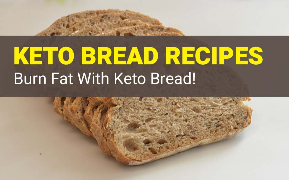 Keto Quick Bread  12 Best Keto Bread Recipes Easy and Quick Low Carb Bread