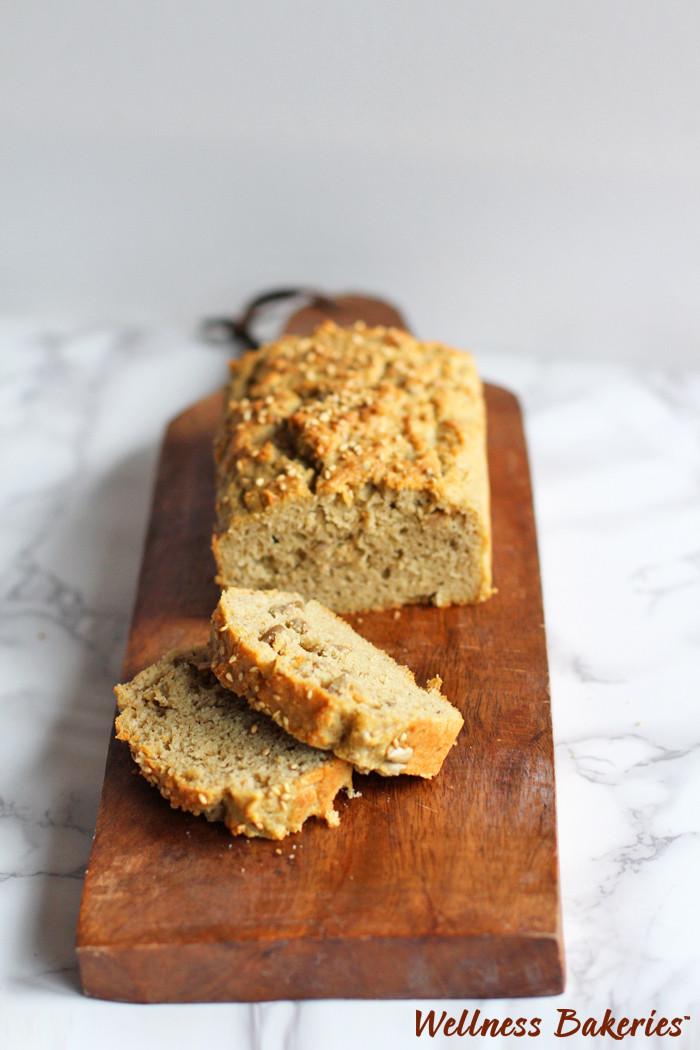 Keto Quick Bread  30 Minute Keto Breakfast Bread Wellness Bakeries