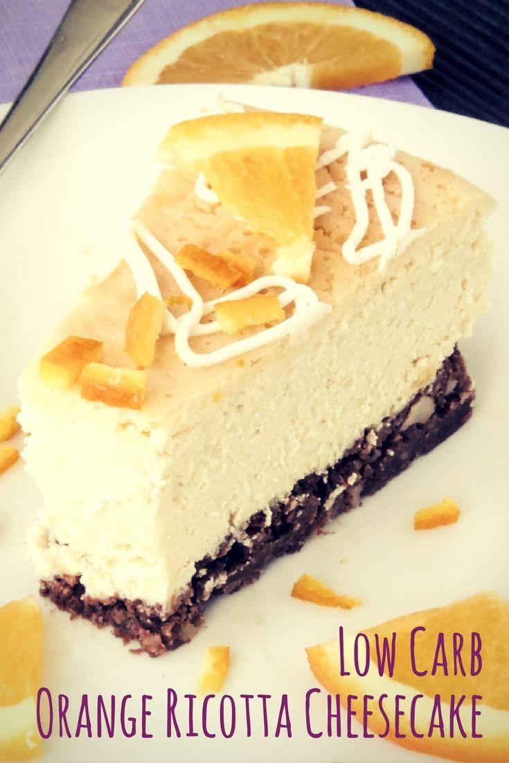 Keto Ricotta Dessert  72 best Keto Desserts images on Pinterest