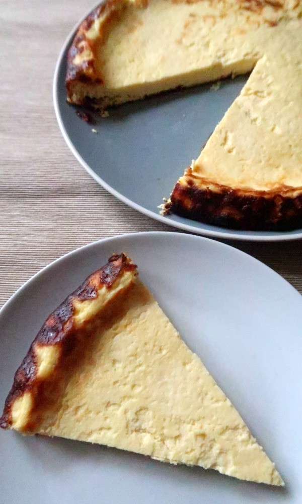 Keto Ricotta Dessert  Low Carb Lemon Ricotta Cake Recipe Easy Keto & Gluten