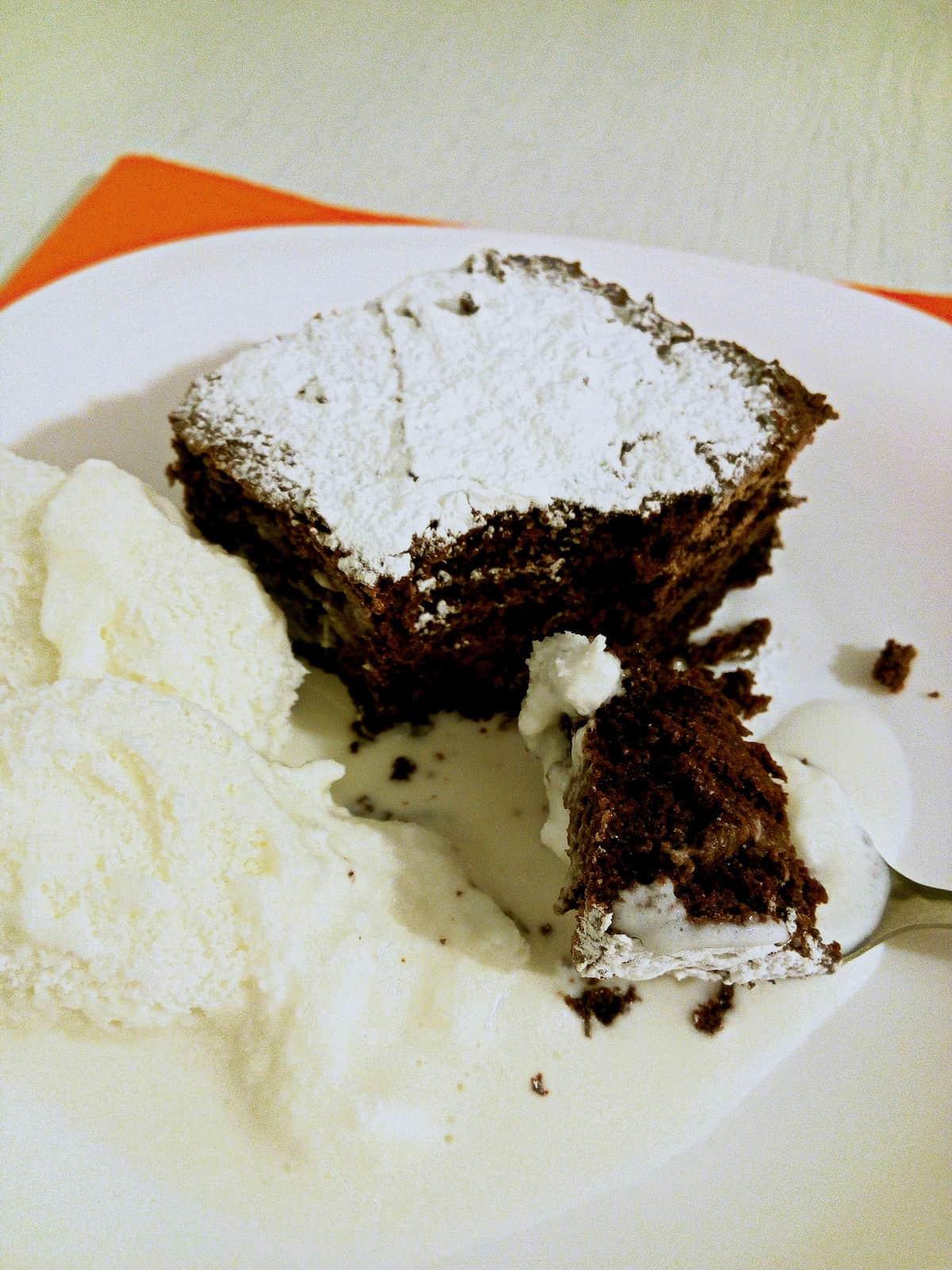 Keto Ricotta Dessert  SUGAR FREE KETO CHOCOLATE RICOTTA CAKE