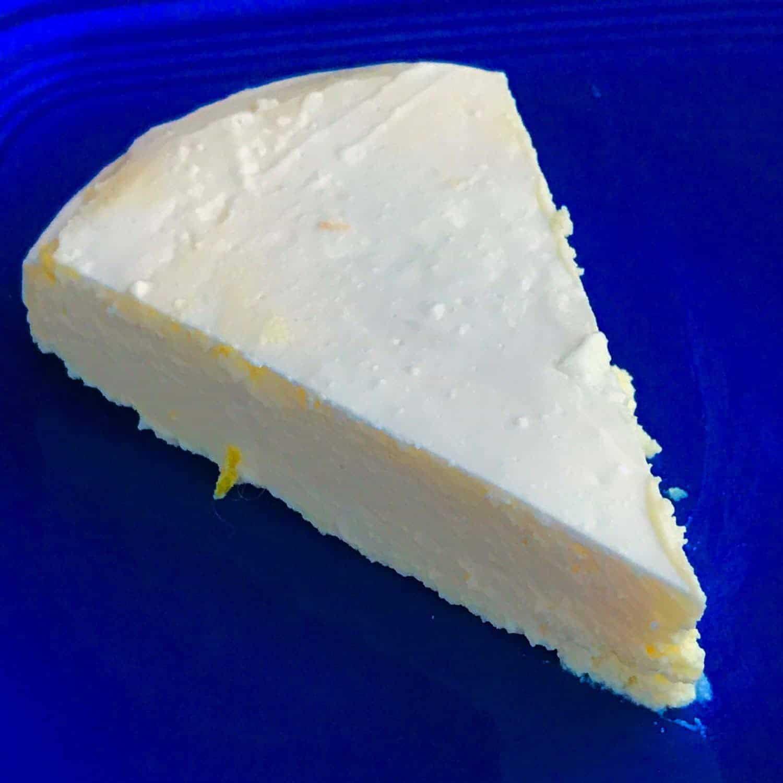 Keto Ricotta Dessert  Instant Pot Keto Ricotta Lemon Cheesecake – Two Sleevers