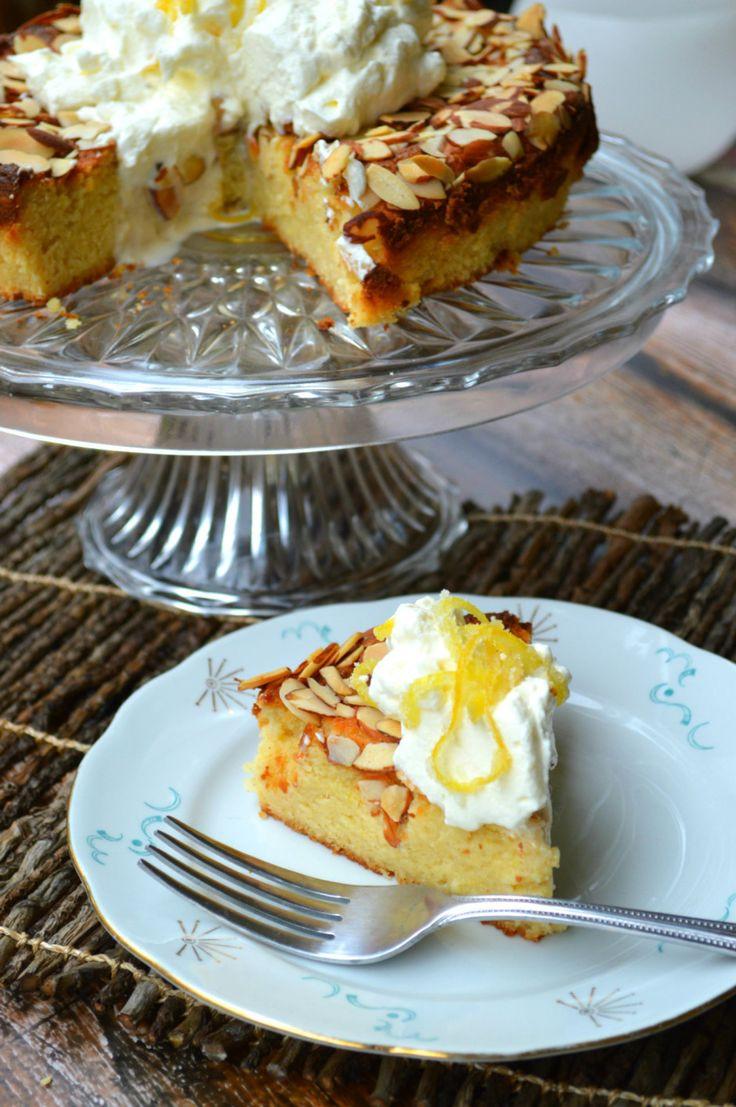 Keto Ricotta Dessert  Low Carb & Keto Friendly Lemon Almond & Ricotta Cake with