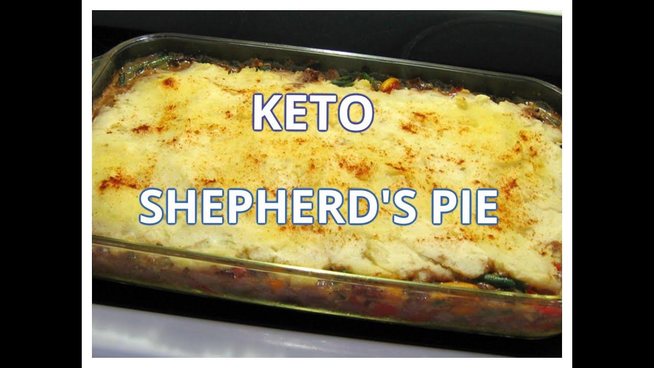 Keto Shepherd'S Pie  Keto Shepherd s Pie