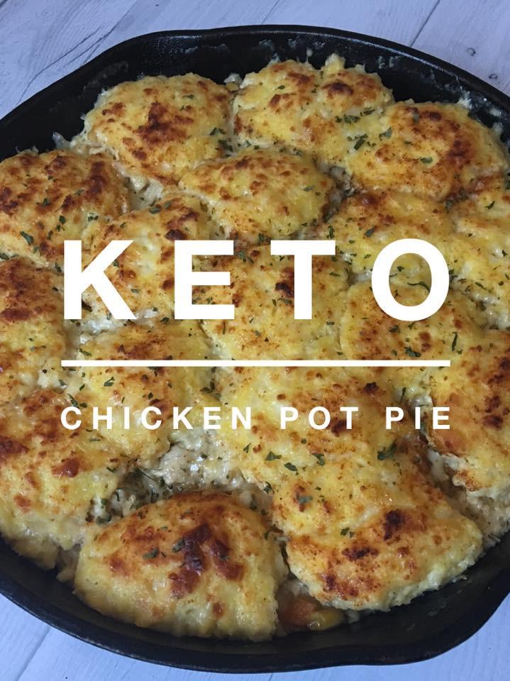Keto Shepherd'S Pie  Keto Chicken Pot Pie Kasey Trenum