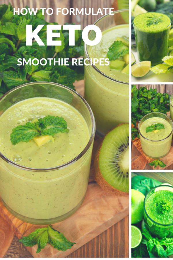 Keto Smoothie Recipes  Formulating Low Carb Keto Smoothies All Nutribullet Recipes