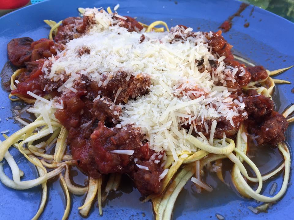 Keto Spaghetti Sauce  Keto low carb marinara sauce