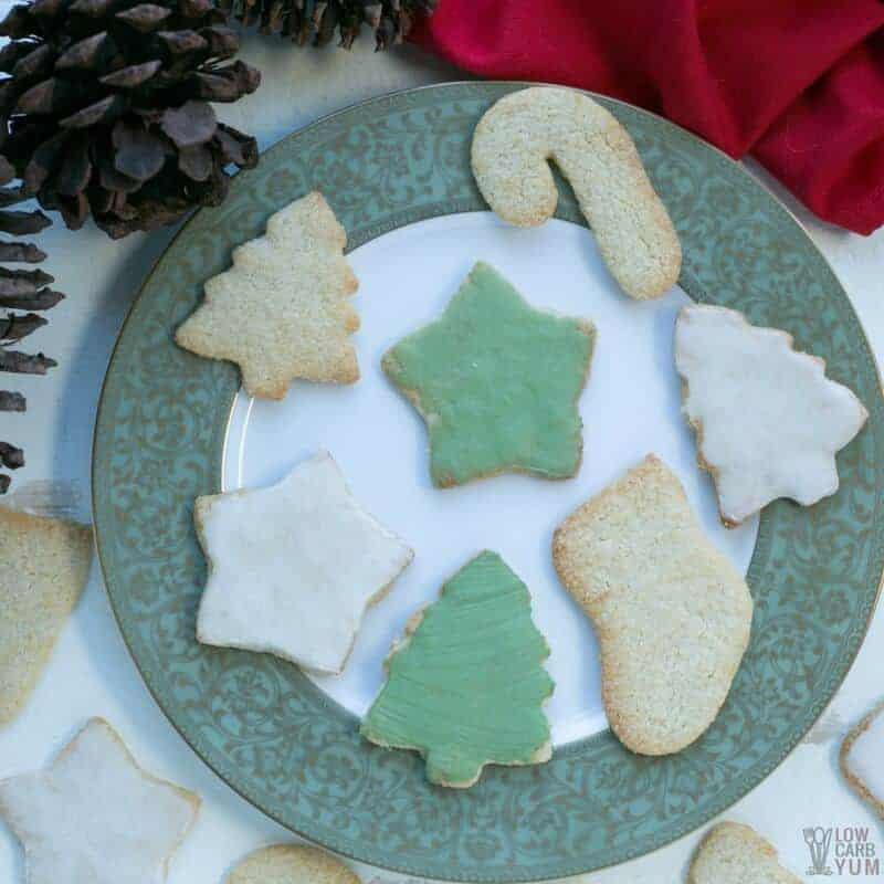 Keto Sugar Cookies  low carb keto sugar cookies sq
