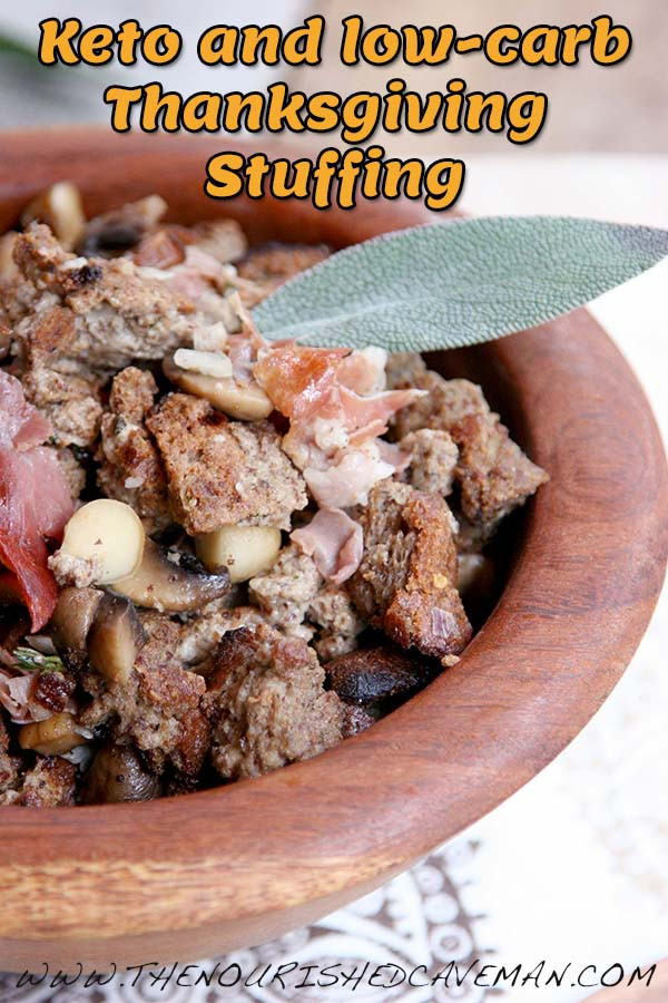 Keto Thanksgiving Desserts  Gourmet Keto Thanksgiving Stuffing and Holiday Survival