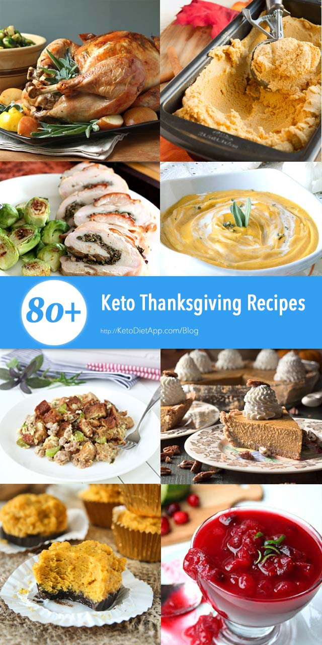 Keto Thanksgiving Desserts  80 Keto Recipes For Your Thanksgiving Menu