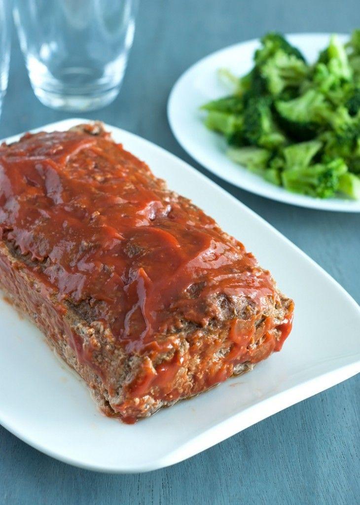Keto Turkey Meatloaf  Low Carb Meatloaf Recipe