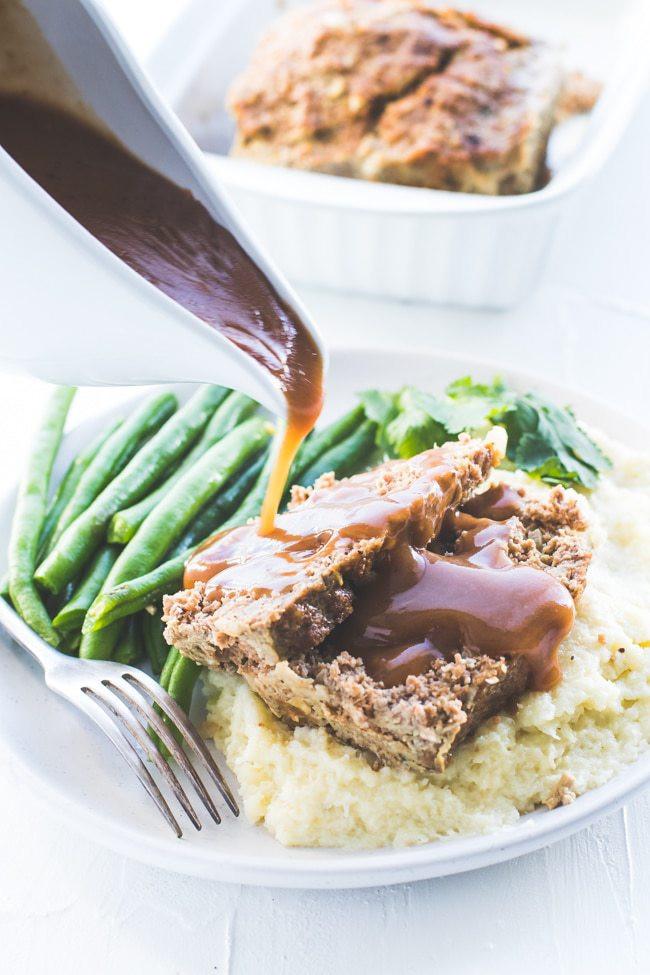 Keto Turkey Meatloaf  ketogenic meatloaf recipes