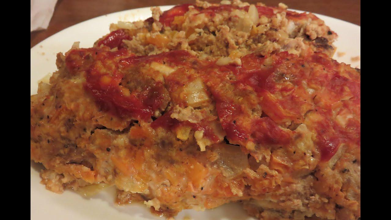 Keto Turkey Meatloaf  keto ground turkey recipes