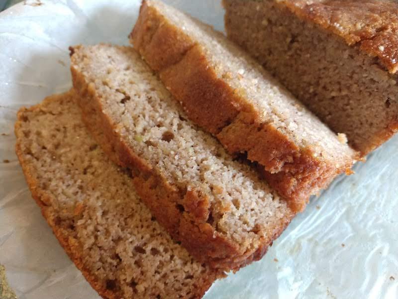 Keto Zucchini Bread  Keto Sweet Zucchini Bread Recipe Low Carb Inspirations