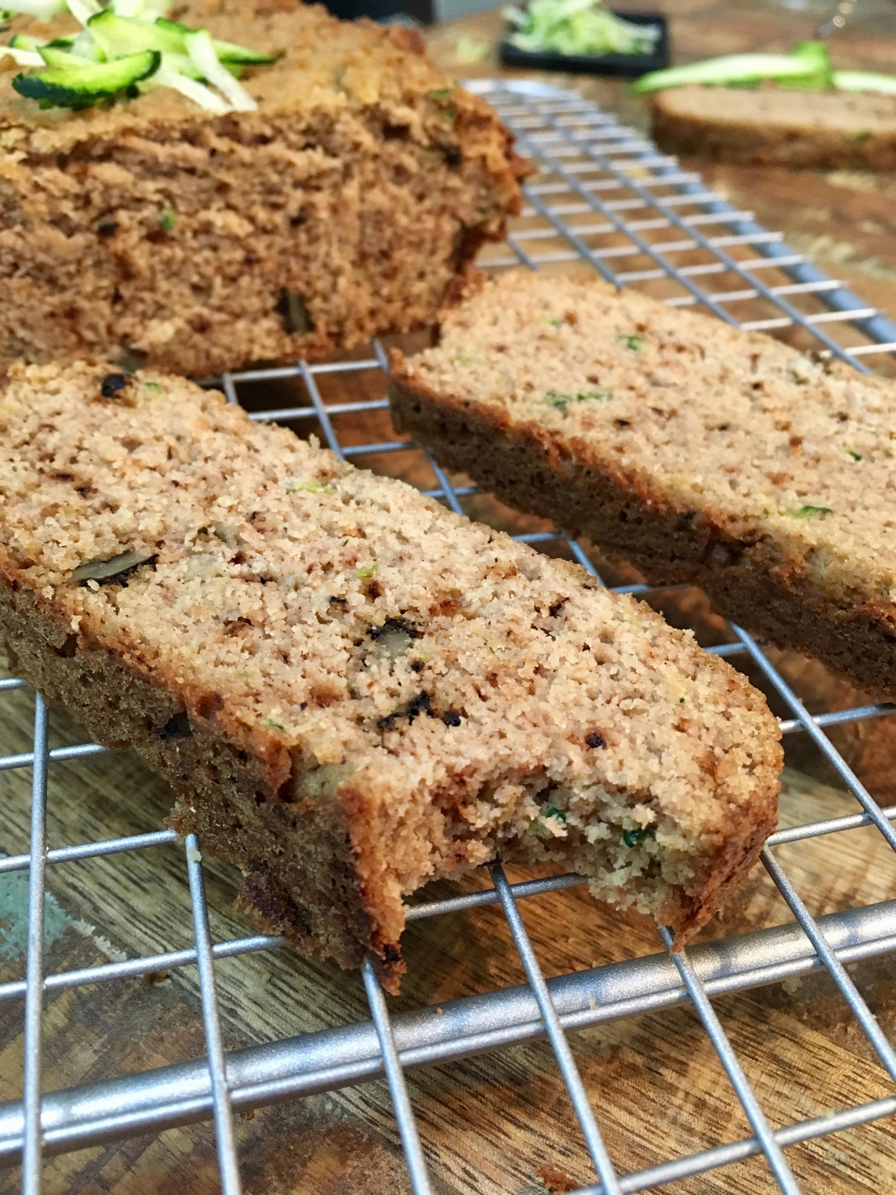 Keto Zucchini Bread  Keto Zucchini Bread