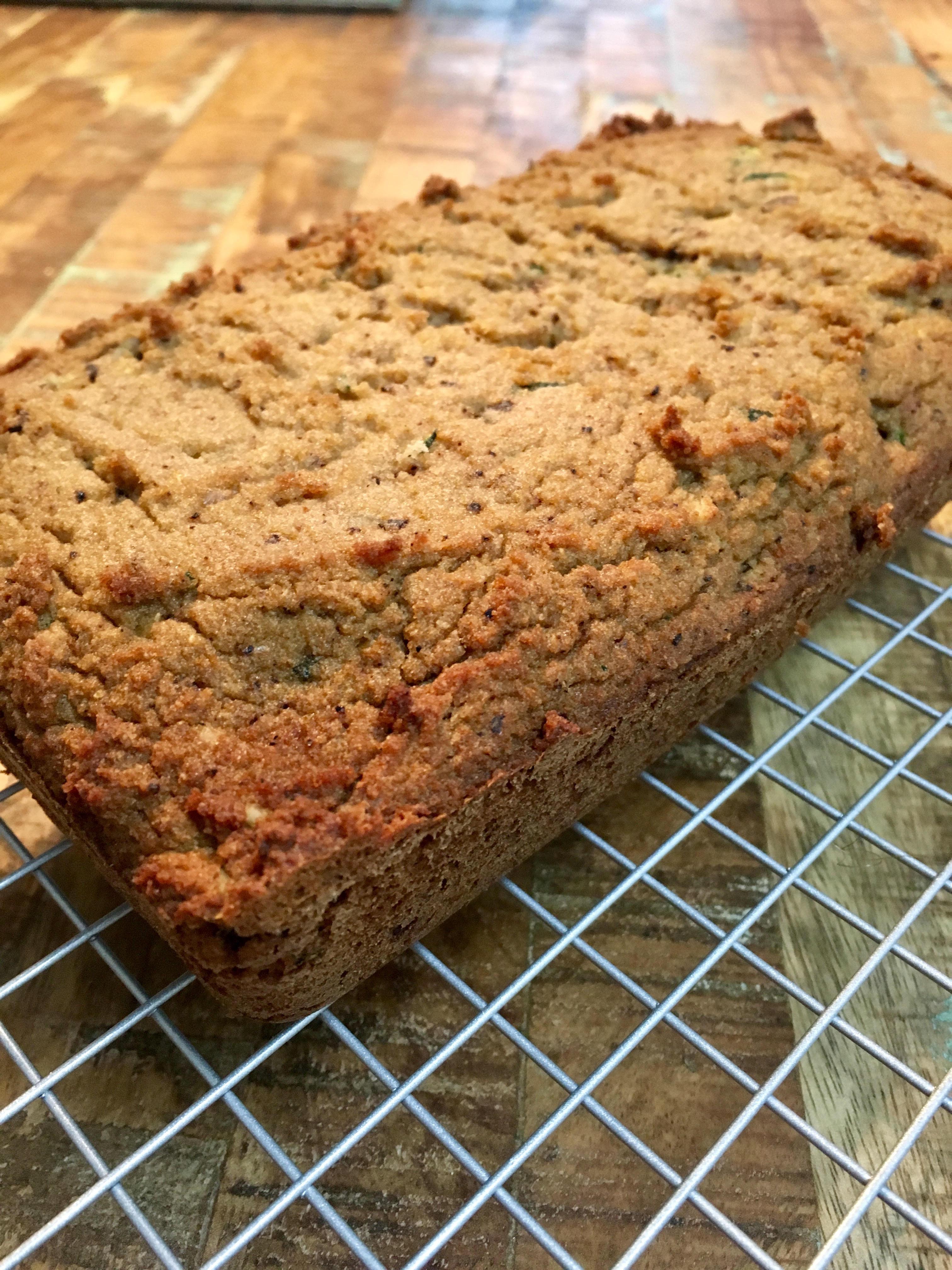 Keto Zucchini Bread  Zucchini Coconut Keto Bread DrJockers