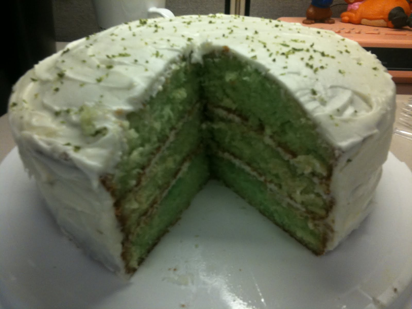 Key Lime Cake Recipe  In Patti s Place Key Lime Cake