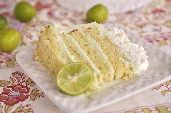 Key Lime Cake Recipe  Key Lime Cake