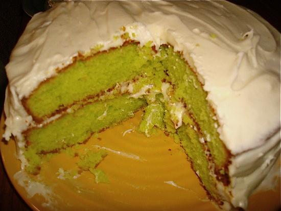Key Lime Cake Recipe  Reader Recipe Key Lime Cake