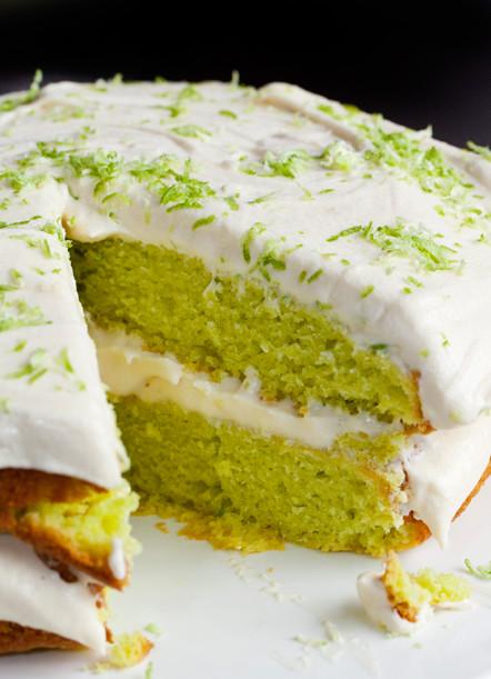 Key Lime Cake Recipe  Key Lime Cake Recipe Tart and Sweet binations