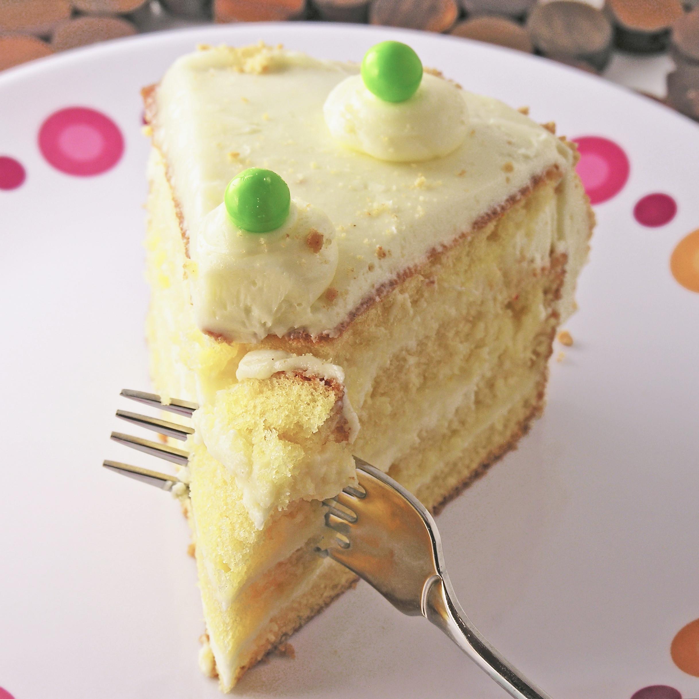 Key Lime Cake Recipe  Key Lime Layer Cake