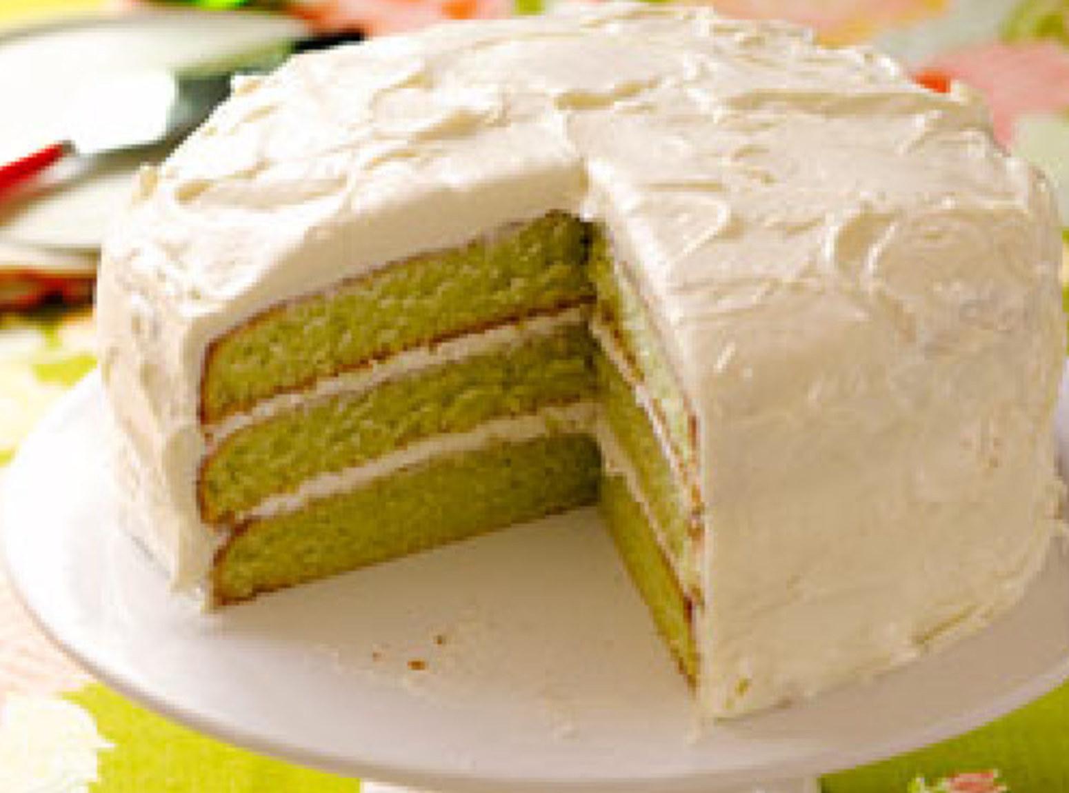 Key Lime Cake Recipe  Key Lime Cake Recipe 4