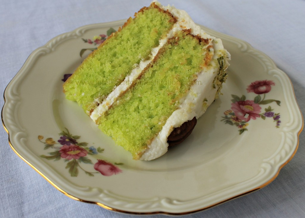 Key Lime Cake Recipe  Key Lime Cake with Key Lime Cream Cheese Frosting