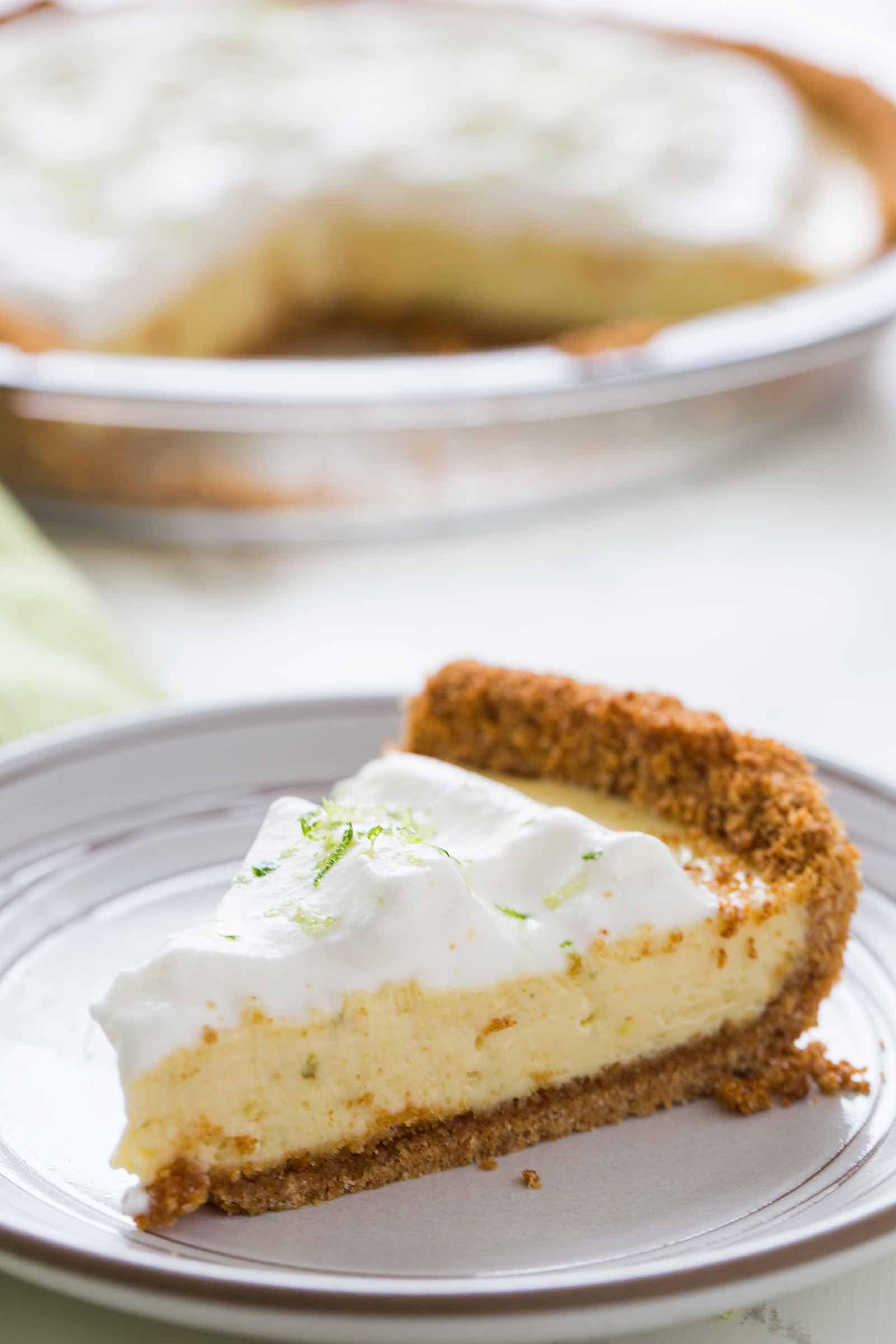 Key Lime Pie Recipe  Key Lime Pie Recipe As American as Apple Pie
