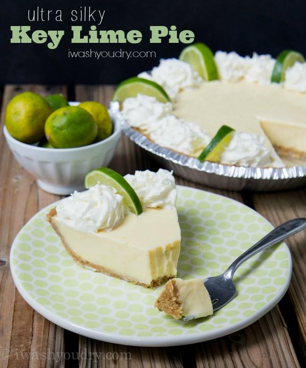 Key Lime Pie Recipe  Key Lime Pie Recipe
